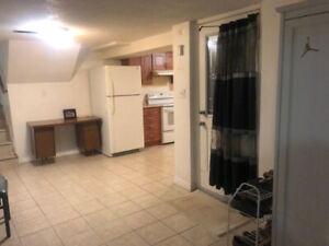 BASEMENT APARTMENT FOR RENT IN EAST HAMILTON