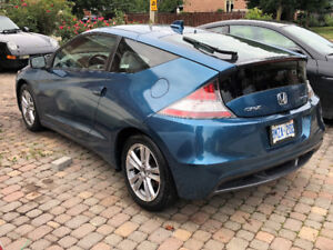 2011 Honda CR-Z Hybrid-Electric Coupe 37,500kms