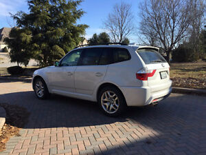 2007 BMW X3 3.0SI M Package SUV