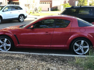 Spring is here!!! Selling my beautiful Mazda rx8!!! 235 horses!!
