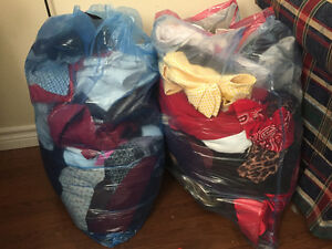 2 bags of multiple women cloth in very good condition
