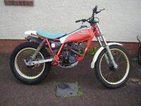 HONDA TLR200 RIDE OR RESTORE ONLY £1695