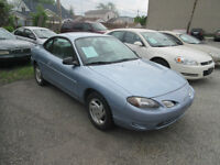 1998 FORD ESCORT SE - ONLY 95,000 KM.S - SALE $ 2575 SFTY/ETEST