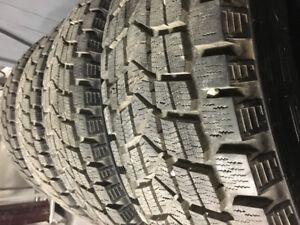 Maxxis Presa SUV pneus d'hiver 245/60/18 winter tires
