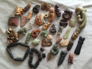 Jade artifacts for Sale