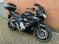 2008 - SUZUKI GSF 1250 SA K8 GT BANDIT - GRAND TOURER - ONLY 26K MILES - BLACK