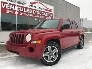 Jeep Patriot FWD 4dr+MAGS+A/C+WOW! 2009