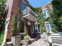 NDG-Westmount - Large 5 ½ ONLY 3 min walk from Vendome station