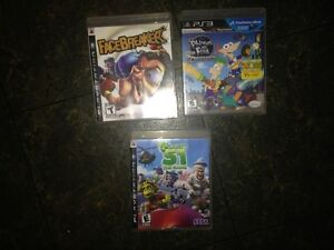 PS3 Games  $10.00 each