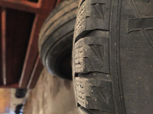 Michelin X-Ice winter tires for sale Kitchener / Waterloo Kitchener Area image 2