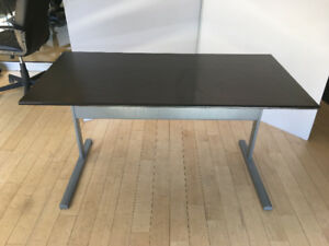 IKEA Gallant Desk Black/Brown - 3 available