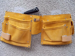 Suede Heavy Duty Carpenter's Tool Belt-BRAND NEW! London Ontario image 1