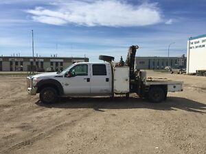 2012 Ford F-550 Picker Tool Truck Make Me An Offer!!
