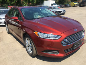 2014 Ford Fusion SE just arrived for sale at Pic N Save!