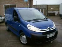 2015(64) CITROEN DISPATCH 1000 L1 ENTERPRISE VAN, 1.6HDi 90PS EURO5, 46K MILES