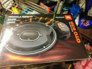JBL GTO939 Premium 6 x 9 Inches Co-Axial Speaker Car stero