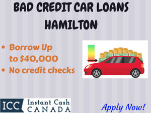 Bad Credit Car Loans Hamilton-Instant Approval