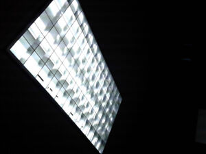 2x4 florescent lights