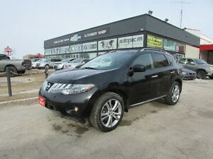 2010 Nissan Murano LE SUV /backup cam/navigation/accident free