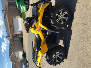 08 can am outlander