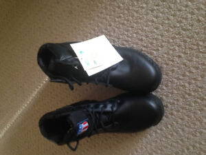 Cambrelle lining police footwear shoes