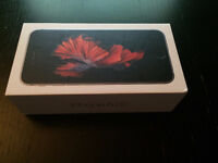 IPHONE 6S 64GB BLACK BRAND NEW /SPACEGREY/ ROGERS/CHATTER