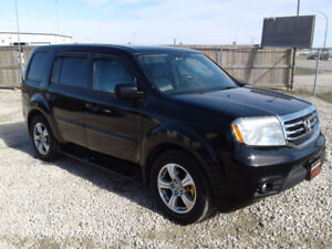 2015 Honda Pilot LX SUV, with FREE TWO YEARS WARRANTY