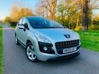 2010 Peugeot 3008 1.6 HDi Sport 5dr HATCHBACK Diesel Manual
