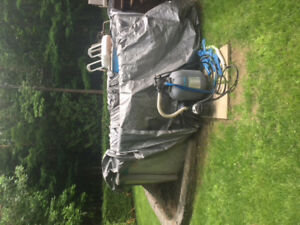12 x 24 SWIMMING POOL FOR $300... A GREAT DEAL!!!!