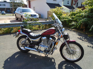 1986 Suzuki 750 in excellent condition