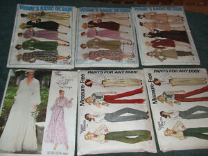 Vouge paris original patterns Sarnia Sarnia Area image 6
