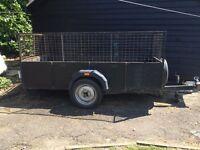 Gardening Trailer £250