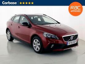 2015 VOLVO V40 D2 [120] Cross Country SE Nav 5dr Geartronic