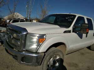 2011 Ford F-250 6.2L 4x4 For Parts