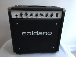 Soldano Astroverb 16 (Sold pending funds)