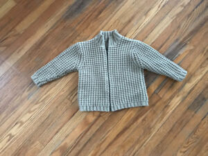 BabyGAP Thick Waffle Knit Sweater (3 yrs old)