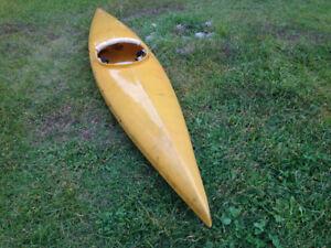 13' poly kayak