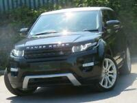 2011 Land Rover Range Rover Evoque 2.2 SD4 Dynamic AWD 5dr SUV Diesel Automatic