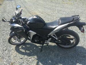 Honda CBR250-R with ABS