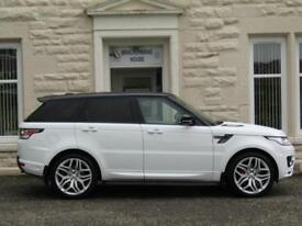 2014 Land Rover Range Rover Sport 3.0 SD V6 Autobiography Dynamic Station