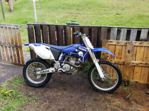 Dirtbike to trade for truck/car