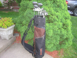 Men's Right Hand 13-pc Golf Clubs Set (MDD) & Bag