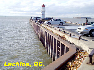 ▌▌► LACHINE*BRIGHTY*QUIET*CLEAN*WI-FI ROOM*ALL INCL.►►
