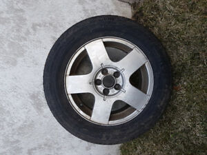 Mags roues wheels VW GOLF 15""