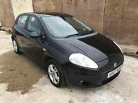 2007 Fiat Grande Punto Dynamic 1.4, Female Owned + Full Fiat Service History + Alloys + Warranty