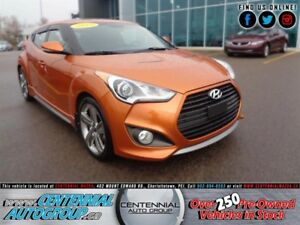 Hyundai Veloster 3dr Cpe Turbo 2013