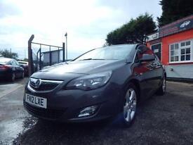 2012 Vauxhall Astra 1.7 CDTi 16V ecoFLEX SRi [125] 5dr 1 former keeper,servic...