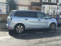 2014 Citreon c4 grand Picasso, 35k mileage, 1 owner car for sale