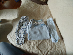 Baby boy clothing 0-3 & 3-6 months