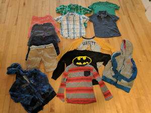 Boy's clothes size 6